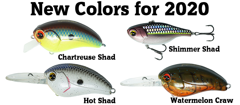 New Colors for 2020