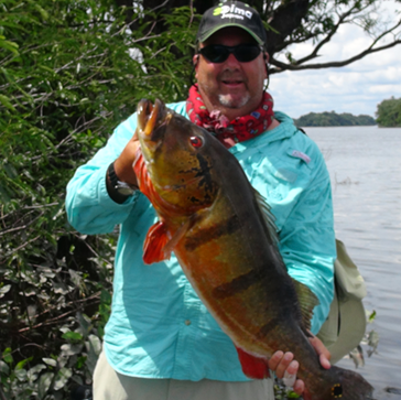 Randy Pringle is a West Coast based fishing instructor who specializes in seminars and running tournaments.