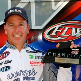 Todd Kline is an FLW Pro fishing the Toyota Series in the Western Region. Todd has won over 140k, has ten top 10 finishes and 4 wins in the 27 events he has fished with FLW.